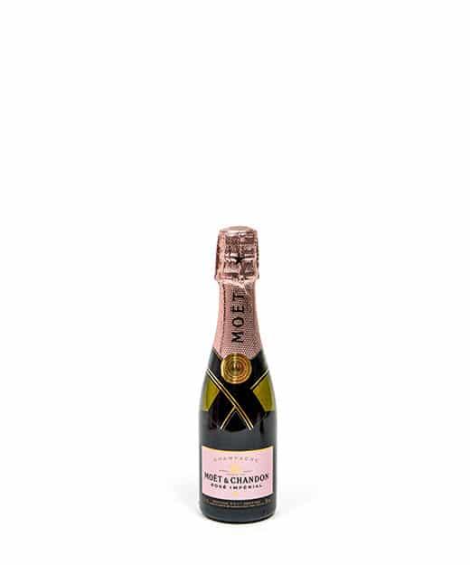 Moet Champagner Rose Piccolo